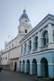 Chiesa di St Theresa, Vilnius, Lituania Immagini Stock Libere da Diritti