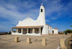 Chiesa di Stella Maris Fotografie Stock