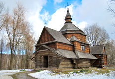 chiesa di storia Fotografie Stock