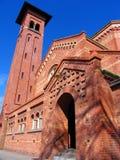 Chiesa di storia fotografia stock libera da diritti