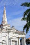 Chiesa di storia della st George in Malesia fotografie stock libere da diritti