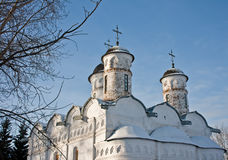 Chiesa di Suzdal fotografie stock libere da diritti