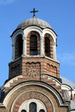 Chiesa di Sveti Sedmochislenitsi Fotografia Stock Libera da Diritti