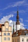 Chiesa di Tallinn Fotografia Stock Libera da Diritti