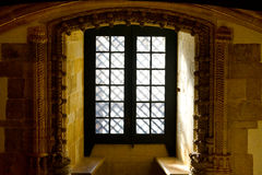 Chiesa di Templar Fotografie Stock