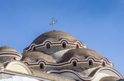 Chiesa di Thelogos fotografia stock