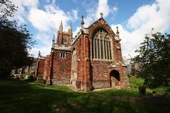 Chiesa di Totnes fotografia stock libera da diritti