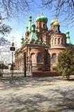 Chiesa di trinità Fotografia Stock Libera da Diritti