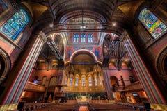Chiesa di trinità a Boston Fotografia Stock Libera da Diritti