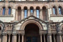 Chiesa di trinità di Boston, U Immagini Stock