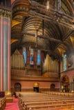 Chiesa di trinità, quadrato di Copley, Boston Fotografia Stock