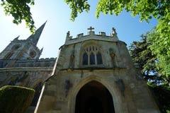 Chiesa di trinità santa immagini stock