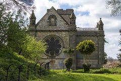 Chiesa di trinità santa anglicana in vecchio Wolverton, Milton Keynes immagine stock libera da diritti