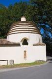 Chiesa di trinità Viggianello La Basilicata L'Italia Fotografie Stock Libere da Diritti