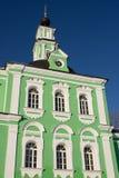 Chiesa di Troitse-Tikhvinskaya Immagini Stock Libere da Diritti