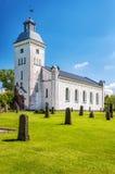 Chiesa di Trollenas immagine stock libera da diritti