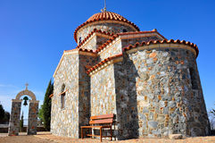 Chiesa di tutti i san Immagine Stock