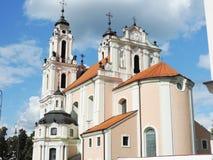 Chiesa di tutti i san Fotografia Stock