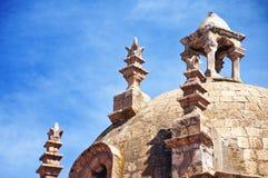 Chiesa di Uros Immagini Stock