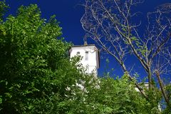 Chiesa di vecchia città Nessebar Immagini Stock Libere da Diritti
