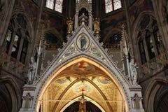 Chiesa di Vienna Fotografia Stock Libera da Diritti