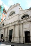 Chiesa di Vigne del delle di Santa Maria a Genova, Italia Fotografia Stock Libera da Diritti
