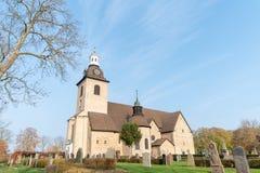 Chiesa di Vreta fotografia stock libera da diritti