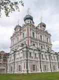 Chiesa di Vvedenskaya in Sol'vycegodsk Fotografia Stock Libera da Diritti