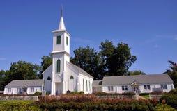 Chiesa di Wetumpla Fotografia Stock