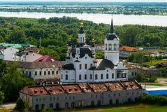 Chiesa di Zakhariya e di Elizabeth in Tobol'sk Fotografia Stock Libera da Diritti