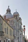 Chiesa di Zitelle sull'isola di Giudecca a Venezia, Italia Fotografia Stock Libera da Diritti