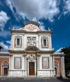 Chiesa diSanto Stefano dei Cavalieri i Pisa, Italien Royaltyfria Foton