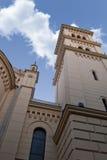 Chiesa domenicana Sighisoara Romania del monastero Fotografia Stock Libera da Diritti