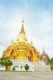 Chiesa dorata al tempiale del Wang mA ora Fotografie Stock Libere da Diritti