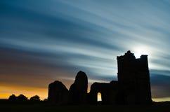 Chiesa Dorset Regno Unito di Knowlton Fotografia Stock