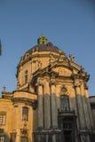 Chiesa e monastero domenicani Fotografia Stock