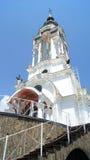Chiesa e scaletta fotografia stock libera da diritti