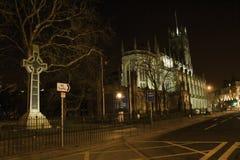 Chiesa episcopale della st John's, Edimburgo, Scozia Fotografia Stock Libera da Diritti