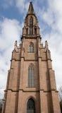 Chiesa Evangelical (1864) in Offenburg, Germania Immagine Stock Libera da Diritti