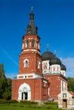 Chiesa femminile Michalowski del monastero Immagini Stock Libere da Diritti