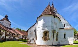 Chiesa fortificata immagine stock libera da diritti