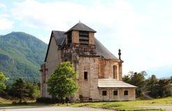 Chiesa francese di St. Louis in Mont-delfino Immagini Stock