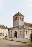 Chiesa in Francia Fotografia Stock