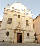 Chiesa Franciscan Fotografie Stock
