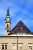 Chiesa Franciscan immagini stock libere da diritti