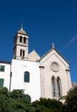Chiesa Franciscan immagini stock