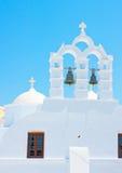 Chiesa gemellata Immagini Stock