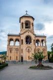 Chiesa in Georgia Immagine Stock