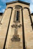 Chiesa in Georgia Fotografie Stock Libere da Diritti