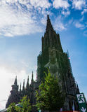 Chiesa Germania Europa della cattedrale del nster del ¼ di Ulm MÃ Fotografia Stock